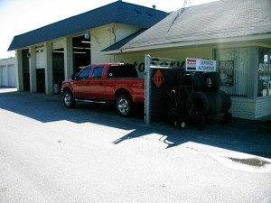 Certified Automotive Shop Front