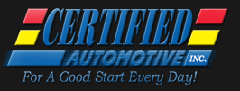 Certified Automotive Inc